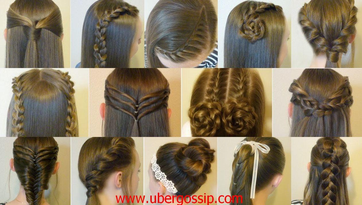 Best Hairstyles For Girls 2020 Ubergossip
