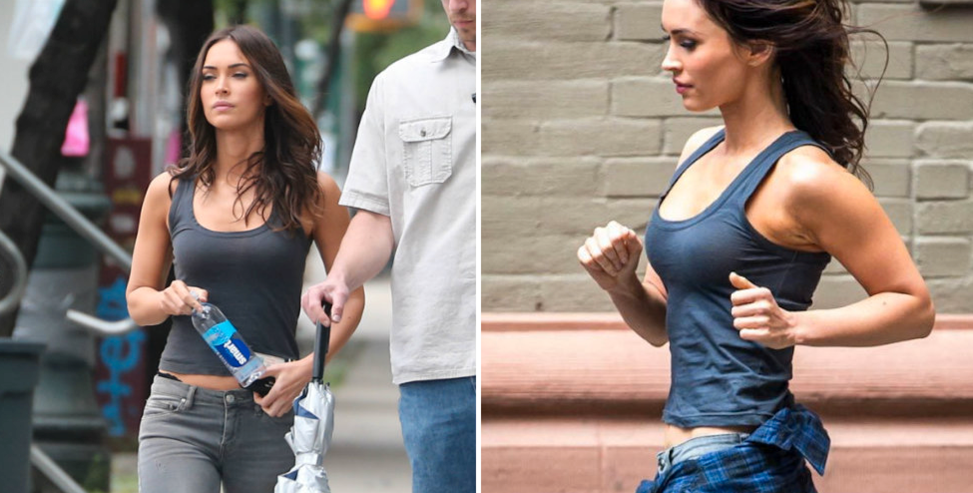 Celebrity diets, celebrity workout, celebrity workout routine, Megan Fox diets, Megan Fox workouts