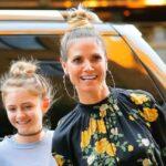 Heidi Klum's dance routine with model daughter Leni sends fanscrazy