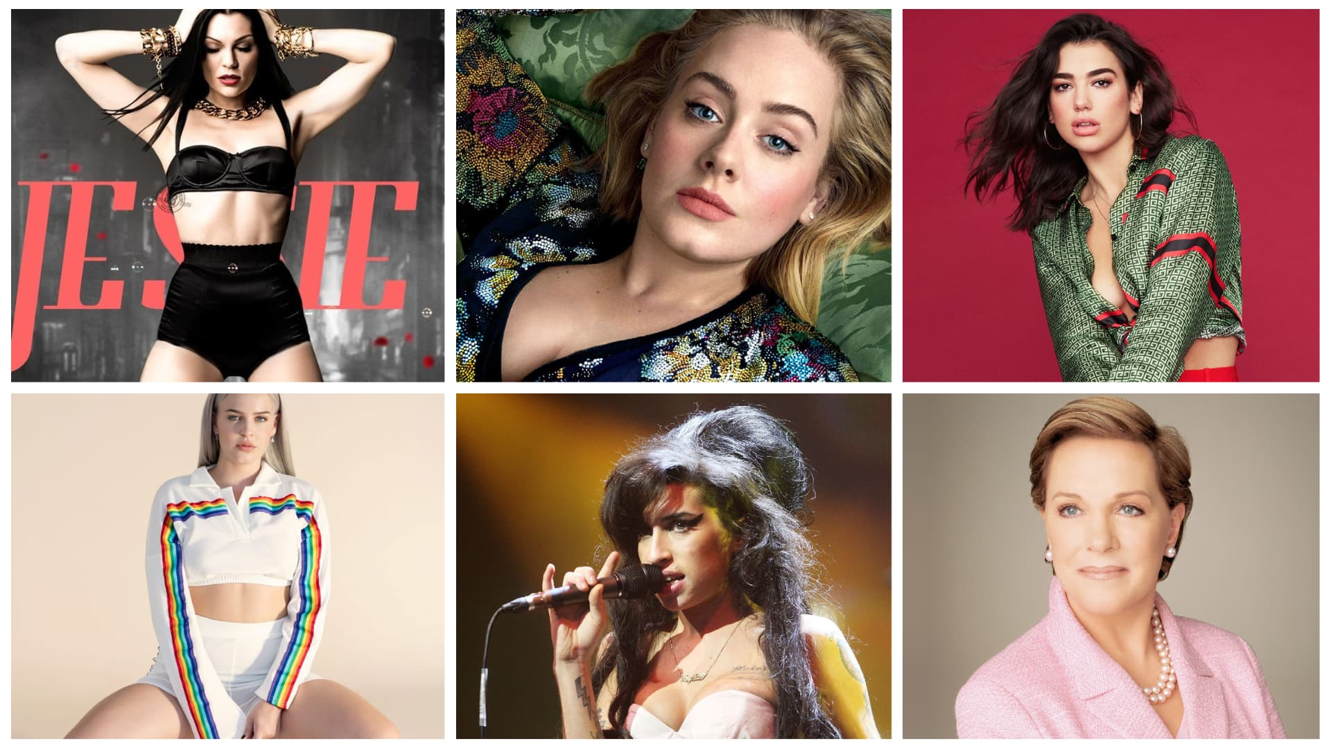 Top 10 Most Famous British Female Singers – Hottest Celebrities